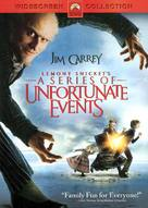 Lemony Snicket's A Series of Unfortunate Events - DVD movie cover (xs thumbnail)