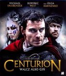 Centurion - Polish Blu-Ray cover (xs thumbnail)