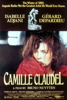 Camille Claudel - Movie Poster (xs thumbnail)
