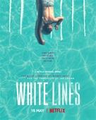 """White Lines"" - British Movie Poster (xs thumbnail)"