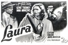 Laura - French Movie Poster (xs thumbnail)