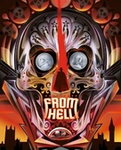 From Hell - German Blu-Ray movie cover (xs thumbnail)