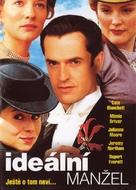 An Ideal Husband - Czech DVD cover (xs thumbnail)
