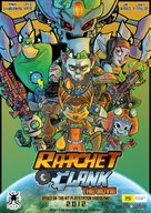 Ratchet and Clank - Australian Movie Poster (xs thumbnail)