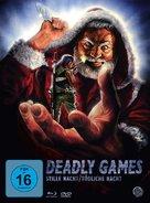 3615 code Père Noël - German Blu-Ray movie cover (xs thumbnail)