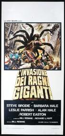 The Giant Spider Invasion - Italian Movie Poster (xs thumbnail)