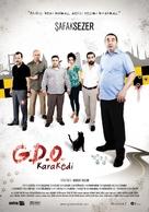G.D.O. Kara Kedi - Turkish Movie Poster (xs thumbnail)