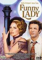 Funny Lady - DVD cover (xs thumbnail)