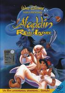 Aladdin And The King Of Thieves - Italian DVD movie cover (xs thumbnail)