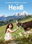 Heidi - French Movie Poster (xs thumbnail)