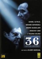36 Quai des Orfèvres - Italian DVD movie cover (xs thumbnail)
