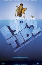 Ice Age: The Meltdown - Norwegian Movie Poster (xs thumbnail)