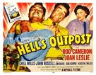 Hell's Outpost - Movie Poster (xs thumbnail)