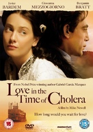 Love in the Time of Cholera - British DVD cover (xs thumbnail)