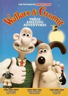 Wallace & Gromit: The Best of Aardman Animation - DVD cover (xs thumbnail)
