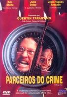 Killing Zoe - Brazilian Movie Cover (xs thumbnail)