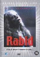 Rabid - Dutch DVD cover (xs thumbnail)