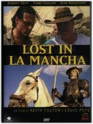 Lost In La Mancha - Movie Cover (xs thumbnail)