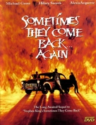 Sometimes They Come Back... Again - DVD cover (xs thumbnail)