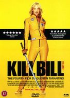 Kill Bill: Vol. 1 - Danish Movie Cover (xs thumbnail)