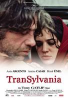 Transylvania - Turkish Movie Poster (xs thumbnail)