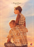 Loving - French Movie Poster (xs thumbnail)