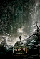 The Hobbit: The Desolation of Smaug - Argentinian Movie Poster (xs thumbnail)