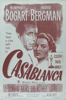 Casablanca - Re-release movie poster (xs thumbnail)