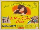 A Man Called Peter - Movie Poster (xs thumbnail)