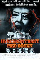 Burnt Offerings - Swedish Movie Poster (xs thumbnail)