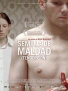 Szelíd teremtés - A Frankenstein-terv - Spanish Movie Poster (xs thumbnail)