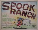 Spook Ranch - Movie Poster (xs thumbnail)