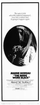 La mariée était en noir - Movie Poster (xs thumbnail)