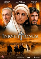 L'inchiesta - Danish DVD cover (xs thumbnail)
