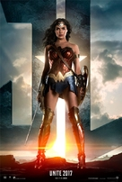 Justice League - British Movie Poster (xs thumbnail)