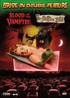 Blood of the Vampire - DVD movie cover (xs thumbnail)