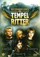 Tempelriddernes skat - German DVD cover (xs thumbnail)