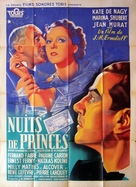 Nuits de princes - French Movie Poster (xs thumbnail)