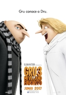 Despicable Me 3 - Spanish Movie Poster (xs thumbnail)