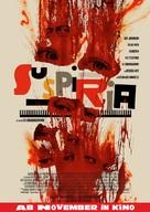 Suspiria - German Movie Poster (xs thumbnail)