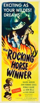 The Rocking Horse Winner - Movie Poster (xs thumbnail)