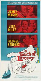 A Touch of Larceny - Movie Poster (xs thumbnail)