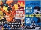 La guerra di Troia - British Movie Poster (xs thumbnail)