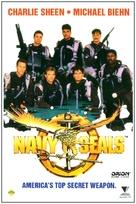 Navy Seals - Australian DVD cover (xs thumbnail)