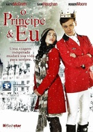 A Princess for Christmas - Brazilian DVD cover (xs thumbnail)