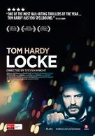 Locke - Australian Movie Poster (xs thumbnail)