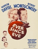 Ever Since Eve - Movie Poster (xs thumbnail)