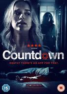 Countdown - British Movie Cover (xs thumbnail)