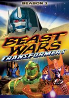 """Beast Wars: Transformers"" - Movie Cover (xs thumbnail)"