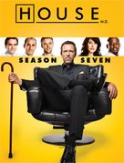 """House M.D."" - DVD movie cover (xs thumbnail)"